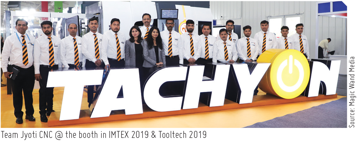 IMTEX 2019 & Tooltech 2019 : The Grandest Ever | Modern