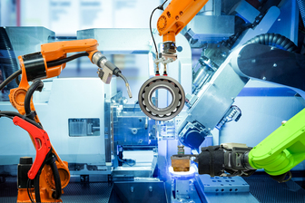 Automation in New Age Manufacturing